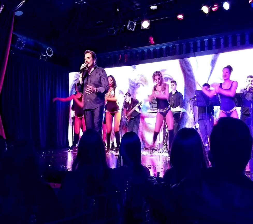 Iván y Sus Bam Band La Mejor Orquesta tropical Bailable de Colombia